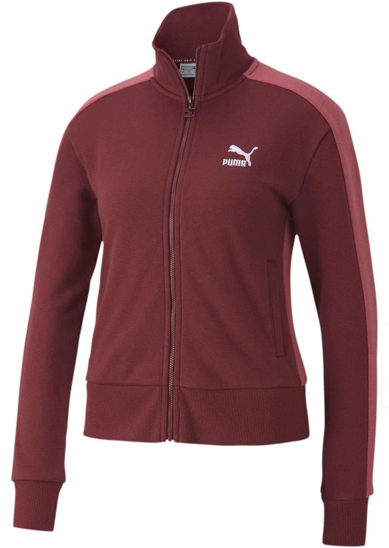 PUMA Women's Classics T7 Track Jacket  L
