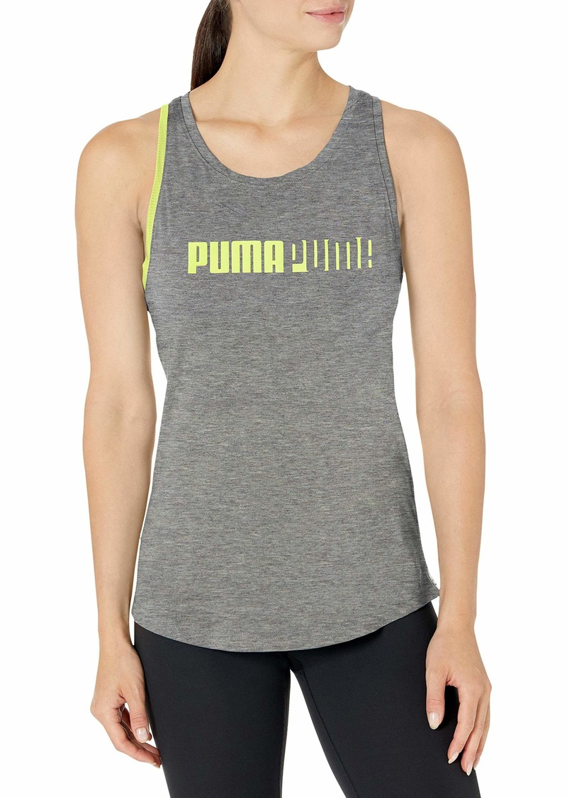PUMA Women's Cross Back Training Tank Top  XS