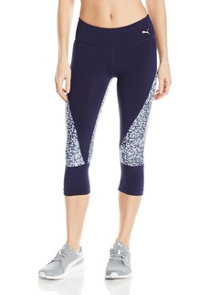 PUMA Women's Culture Surf 3/4 Leggings  L
