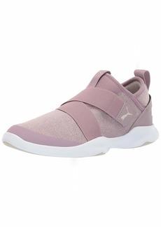 PUMA Women's Dare AC Sneaker Elderberry White-Silver Gray