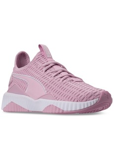Puma Women's Defy Casual Sneakers from Finish Line