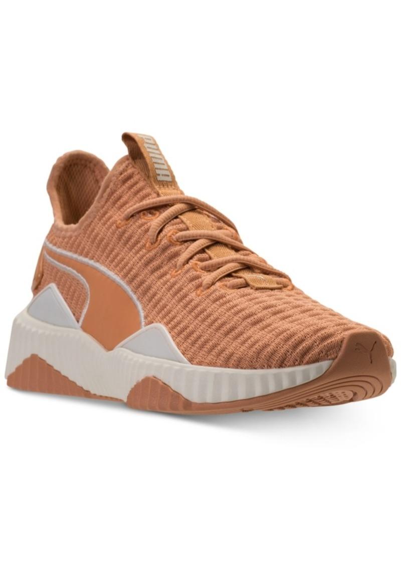 63b71668fe8b51 Puma Puma Women s Defy Casual Sneakers from Finish Line