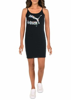 PUMA Women's Downtown Dress Black M