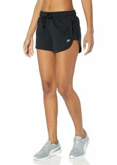 PUMA Women's Downtown Shorts Black S