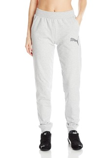 PUMA Women's Elevated Cat Sweat Pants  XS