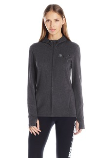 PUMA Women's Elevated Full-Zip Hoodie