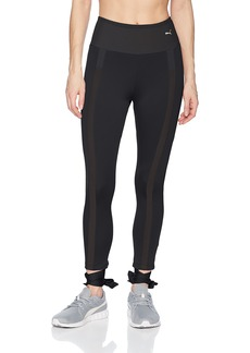 PUMA Women's En Pointe 7/8 Leggings Black L