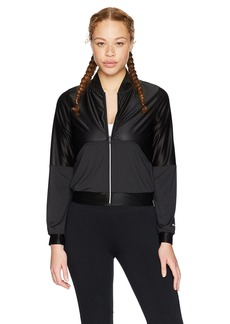 PUMA Women's En Pointe Jacket Black L
