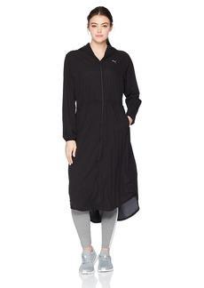 PUMA Women's EN Pointe Jacket Black XS