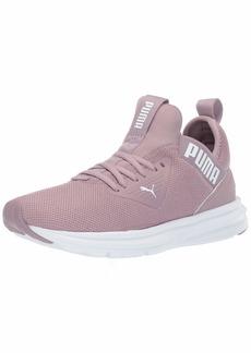 PUMA Women's Enzo Beta Sneaker Elderberry White