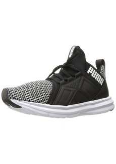 PUMA Women's ENZO Shift WN's Cross-Trainer Shoe Black Whit  M US