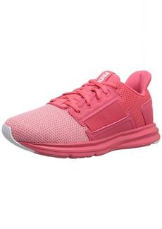 PUMA Women's Enzo Street Wn Sneaker Paradise Pink White