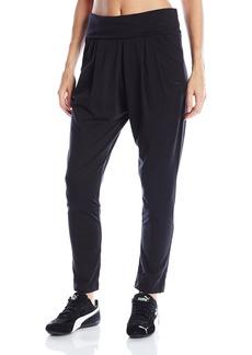PUMA Women's ESS Drapy Pants  Large