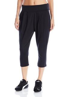PUMA Women's ESS Shorter Drapy Pants  X-Small