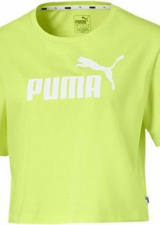 PUMA Women's Essentials+ Cropped T-Shirt  S