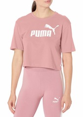 PUMA Womens Essentials-Cropped T-Shirts  XL