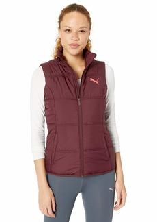 PUMA Women's Essentials Padded Vest
