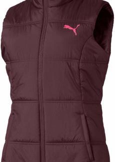 PUMA Women's Essentials Padded Vest  S