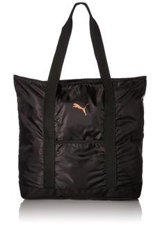 PUMA Women's Evercat Cambridge Tote black/gold OS