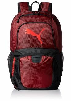 PUMA Women's Evercat Contender 3.0 Backpack dark red