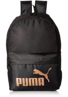 PUMA Women's Evercat Lifeline Backpack Accessory -black/gold OS