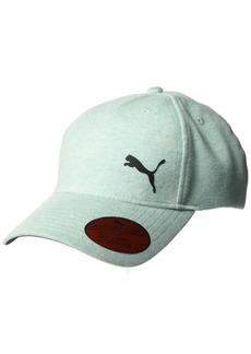 PUMA Women's Evercat Manchester Relaxed Fit Adustable Cap  OS