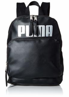 PUMA Women's Evercat Royale Backpack black/silver One size
