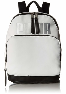 7ba16a909e PUMA Women s Evercat Royale Backpack white black One size
