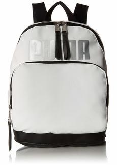 PUMA Women's Evercat Royale Backpack white/black One size