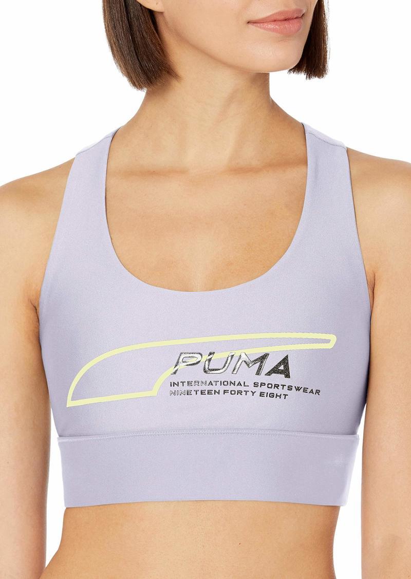 PUMA-Women's Evide Crop Top  M