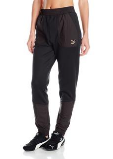 PUMA Women's Evo Embossed Utility Pants