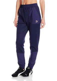 PUMA Women's Evo Embossed Utility Pants