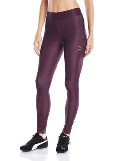 PUMA Women's Evo Grid Legging  X-Large