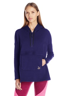 PUMA Women's Evo Hooded Cape  Medium