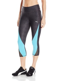 PUMA Women's Explosive 3/4 Leggings  XL