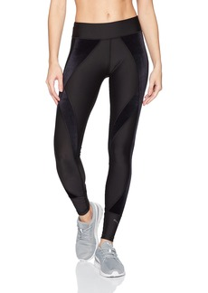PUMA Women's Explosive Tight Velvet Legging Black XL