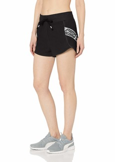 PUMA Women's Feel IT Shorts Black L