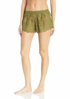 PUMA Women's Fenty Bball LACE Sleepwear Shorts  XL