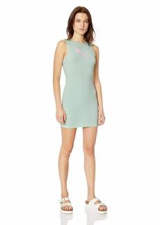 PUMA Women's Fenty Fullzip Jersey Coverup Dress  XS