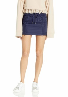 PUMA Women's Fenty Hidden Pleat Skirt  L