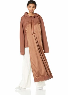 PUMA Women's Fenty Hoody with Slip Dress  M