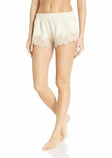 PUMA Women's Fenty LACE Trim Sleepwear Short  XL