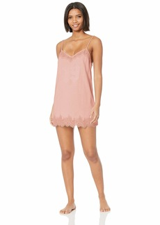 PUMA Women's Fenty LACE Trim Sleepwear Teddy  S