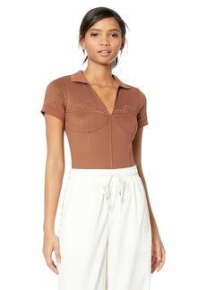 PUMA Women's Fenty Polo Collar Bodysuit  XL