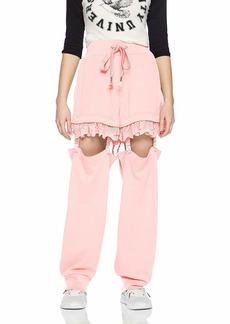 PUMA Women's Fenty Suspenders Pant  L
