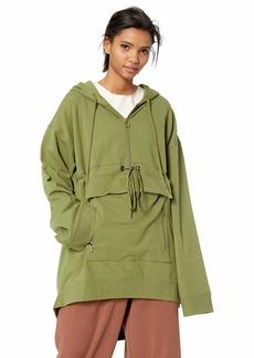 PUMA Women's Fenty Sweatsuit Pullover  L
