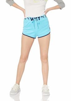 PUMA Women's Fenty Terry Cloth Dolphin Shorts  XS
