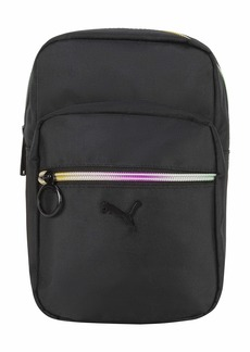 PUMA womens Festival Zip Front Crossbody Messenger Bags   US