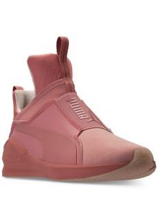 Puma Women's Fierce Nubuck Naturals Casual Sneakers from Finish Line