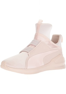 PUMA Women's Fierce Satin En Pointe Wn Sneaker   M US
